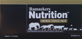Ramaekers Nutrition Animal Stress Pack