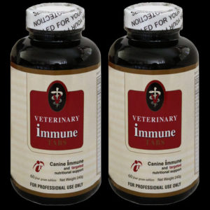 Veterinary Immune Tabs Professional 60 Count