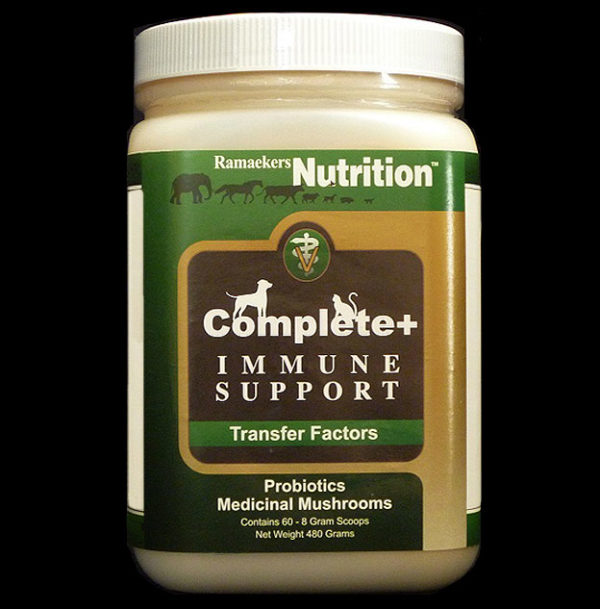 Complete+ Immune Support Suppliment for Canine and Feline, Dogs and Cats
